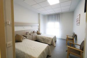 geriasa, habitaciones compartidas