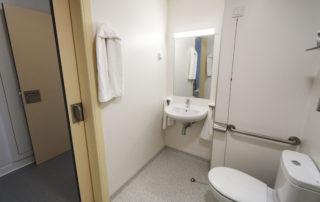 geriasa, cuarto de baño individual