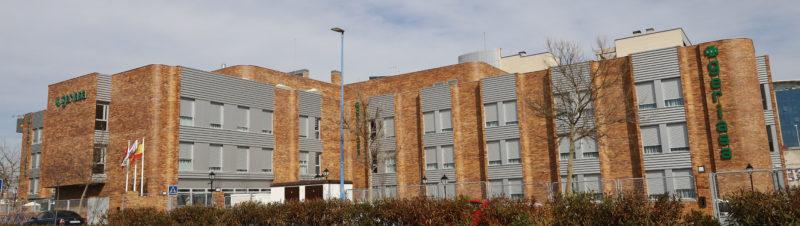 geriasa, habitaciones para los mayores