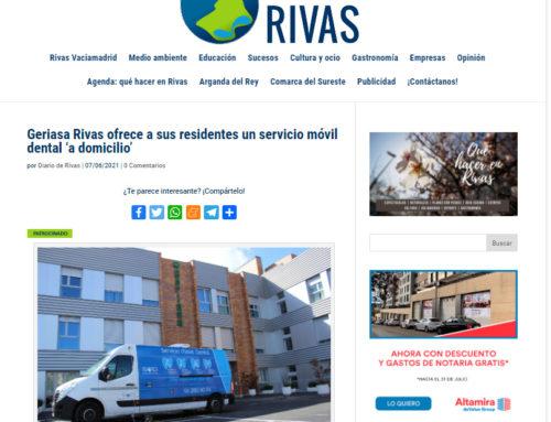 SERVICIO MÓVIL DENTAL EN GERIASA RIVAS